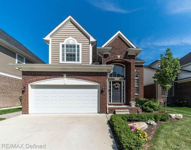 13781 Grandeur Avenue, Shelby Twp, MI 48315 (#2200062746) :: The Alex Nugent Team | Real Estate One