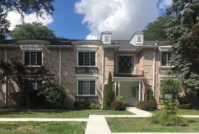 1735 Tiverton Road #13, Bloomfield Hills, MI 48304 (#2200064179) :: RE/MAX Nexus