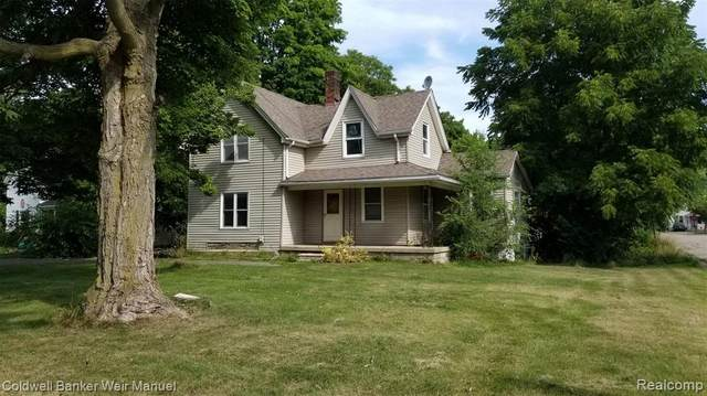502 Front Street, Holly Vlg, MI 48442 (#2200065102) :: The BK Agency