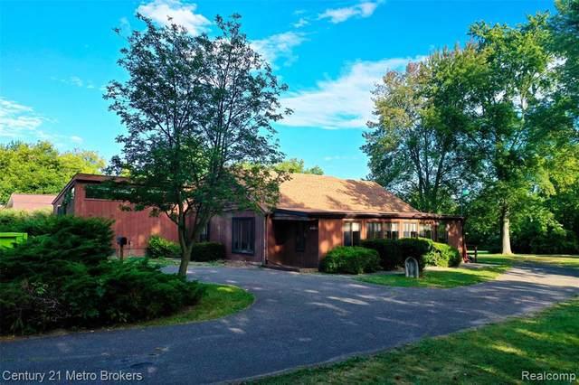 7475 E Atherton Road, Davison Twp, MI 48423 (#2200066492) :: GK Real Estate Team