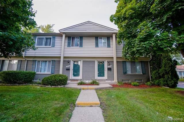 26508 Franklin Pointe Drive, Southfield, MI 48034 (#2200069979) :: Duneske Real Estate Advisors
