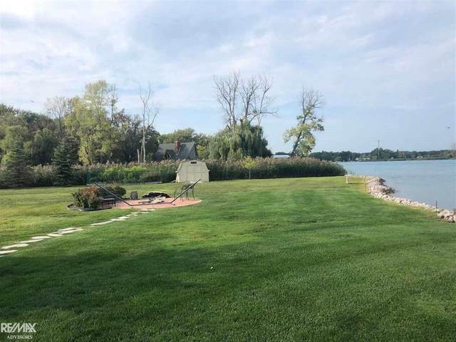 0 North Channel, Clay Twp, MI 48028 (#58050021935) :: RE/MAX Nexus