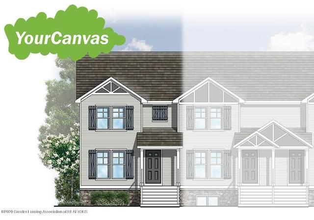 3853 Zaharas Lane #17, Meridian Charter Twp, MI 48864 (#630000249300) :: Duneske Real Estate Advisors