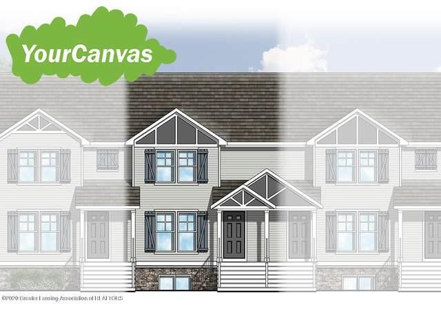 3851 Zaharas Lane #18, Lansing, MI 48864 (#630000249304) :: Novak & Associates