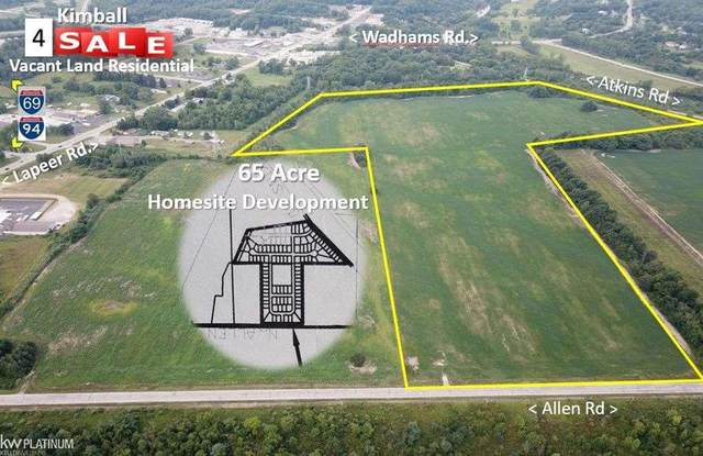 Allen & Atkin Rds., Kimball Twp, MI 48074 (#58050022884) :: The Alex Nugent Team | Real Estate One