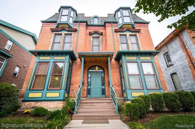 85 Adelaide Street, Detroit, MI 48201 (#2200073543) :: The Mulvihill Group