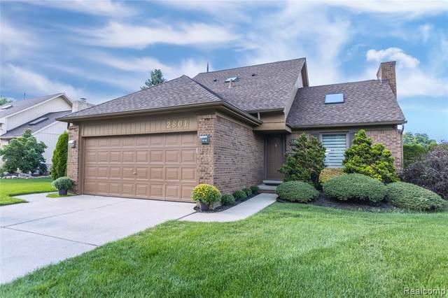 2801 Derby Road, Troy, MI 48084 (#2200073730) :: Duneske Real Estate Advisors