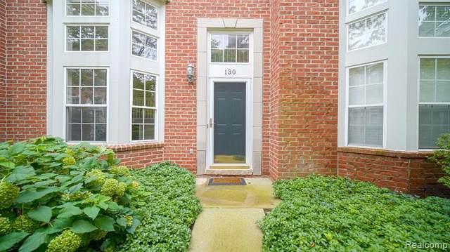 130 S Georgetown #47, Royal Oak, MI 48067 (#2200074690) :: Duneske Real Estate Advisors
