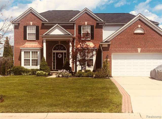 4101 Merriman Loop, Howell, MI 48843 (#2200075658) :: The Mulvihill Group