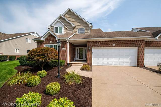343 Asbury Court, Highland Twp, MI 48357 (#2200075792) :: Novak & Associates