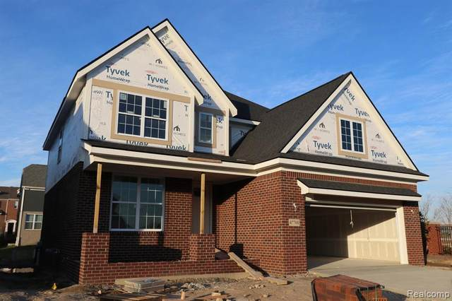 47700 Fieldstone Drive, Northville Twp, MI 48168 (#2200076215) :: The Alex Nugent Team | Real Estate One