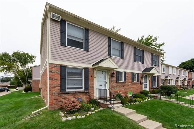 37261 Great Oaks Ct. Court, Clinton Twp, MI 48036 (#2200076273) :: GK Real Estate Team