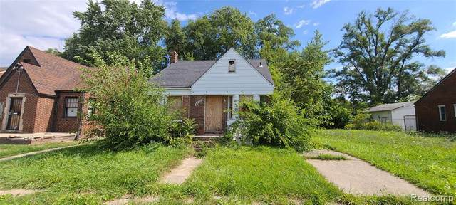 9636 Marlowe Street, Detroit, MI 48227 (#2200076412) :: The Mulvihill Group