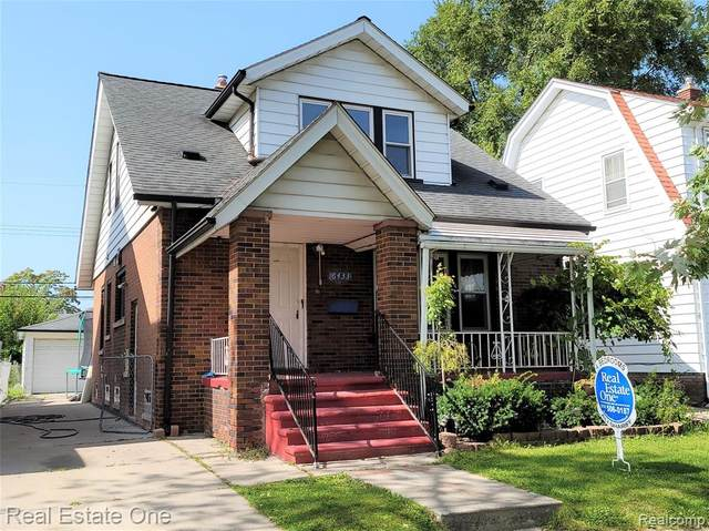 6433 Barrie Street, Dearborn, MI 48126 (#2200076434) :: GK Real Estate Team