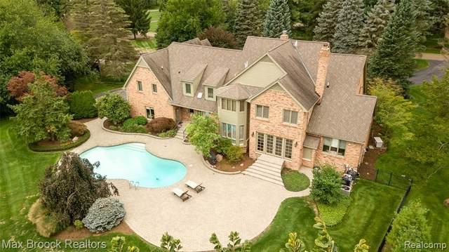 4755 Dover Road, Bloomfield Twp, MI 48304 (#2200076536) :: GK Real Estate Team