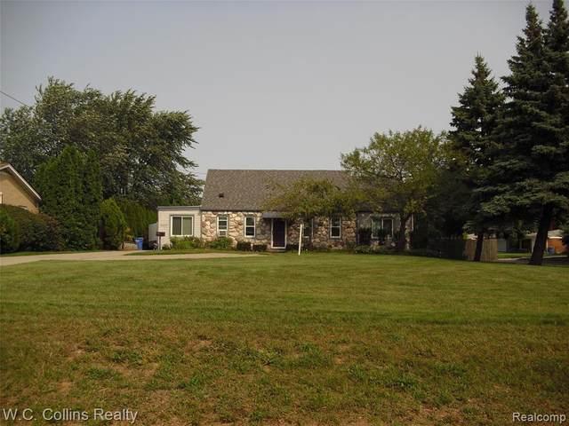 11167 Engleman Road, Warren, MI 48089 (#2200077617) :: BestMichiganHouses.com