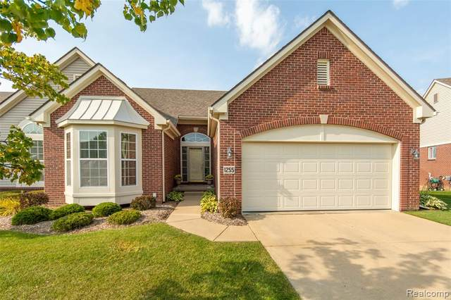 1255 Andover Circle, Commerce Twp, MI 48390 (MLS #2200077938) :: The John Wentworth Group