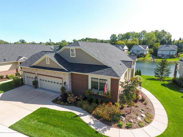 6160 Graebear Trail, Meridian Charter Twp, MI 48823 (#630000249901) :: Keller Williams West Bloomfield