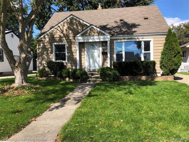 1219 Amelia Ave   Royal Oak, 48073, Royal Oak, MI 48073 (#2200078167) :: RE/MAX Nexus