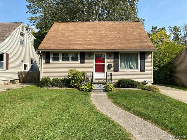 3522 Elmhurst Avenue, Royal Oak, MI 48073 (#2200078669) :: RE/MAX Nexus