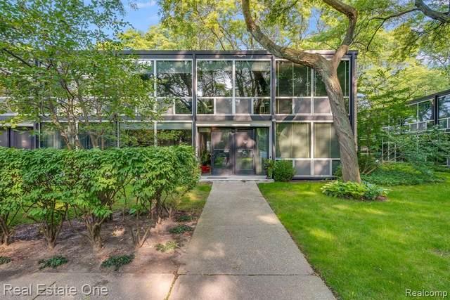 1349 Nicolet Pl, Detroit, MI 48207 (#2200078916) :: GK Real Estate Team