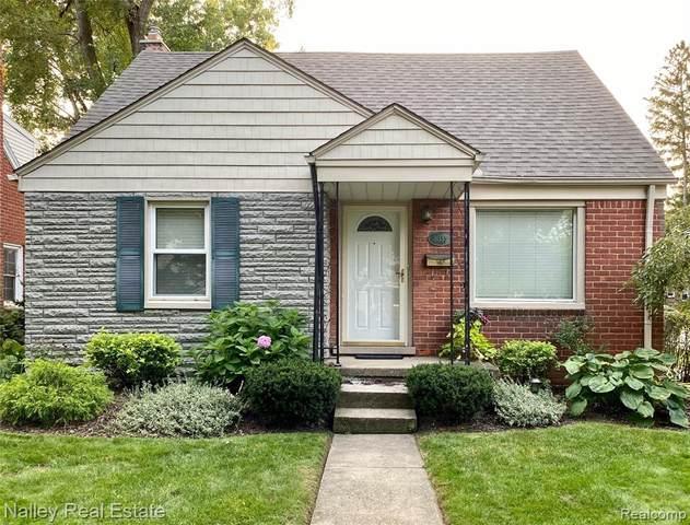 3035 Ferris Avenue, Royal Oak, MI 48073 (#2200079028) :: GK Real Estate Team