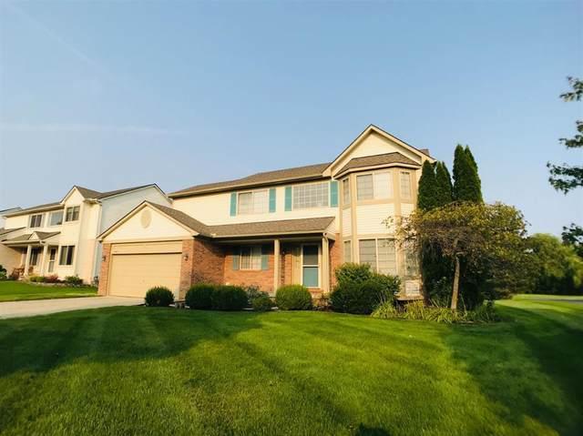 2797 Mystic Drive, Pittsfield, MI 48103 (#543276570) :: GK Real Estate Team