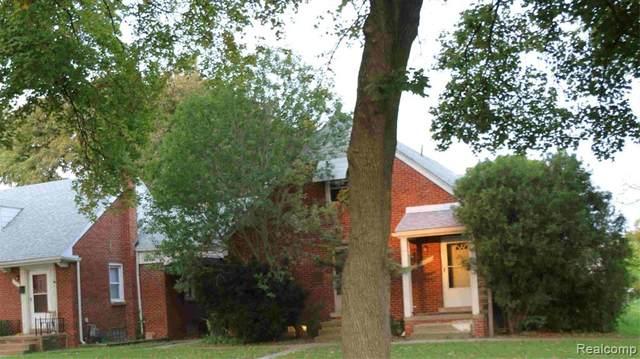 10339 Tireman Avenue, Dearborn, MI 48126 (MLS #2200079263) :: The John Wentworth Group
