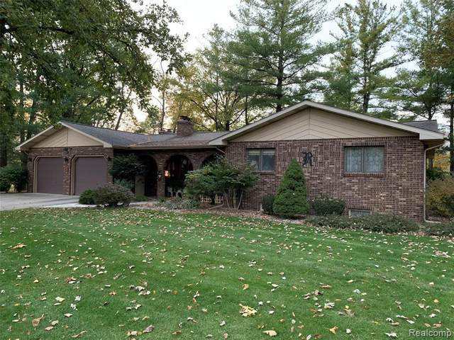 364 Birch Knoll Lane, Indianfields Twp, MI 48723 (MLS #2200079876) :: The Toth Team