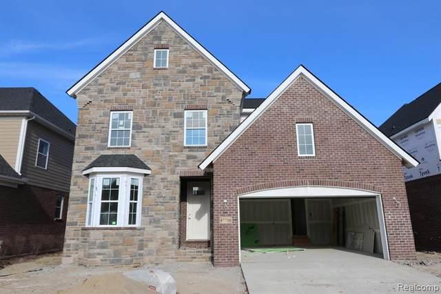 47716 Fieldstone Drive, Northville Twp, MI 48168 (#2200079945) :: The Alex Nugent Team | Real Estate One