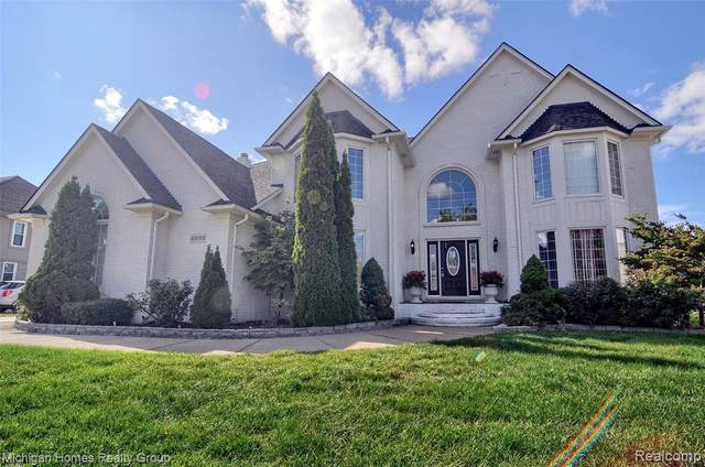 43193 Coralbean Court, Sterling Heights, MI 48314 (#2200081381) :: BestMichiganHouses.com