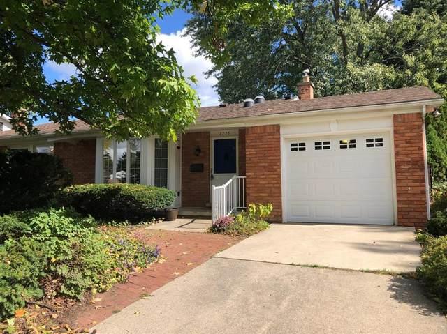 2236 Prairie Street, Ann Arbor, MI 48105 (#543276722) :: Novak & Associates