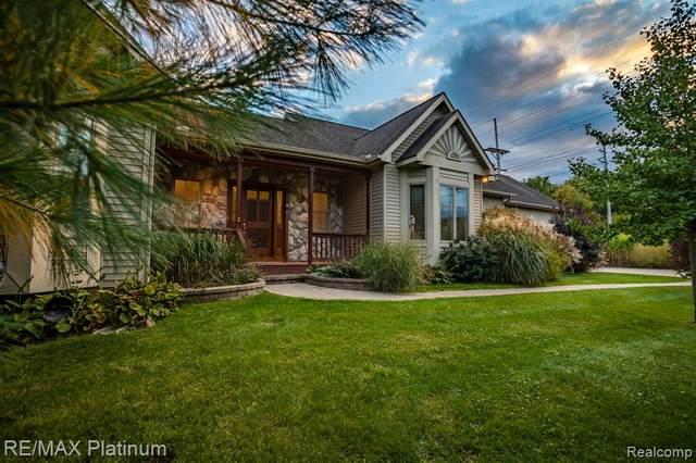4871 Pratt Road, Scio Twp, MI 48103 (#2200081517) :: BestMichiganHouses.com