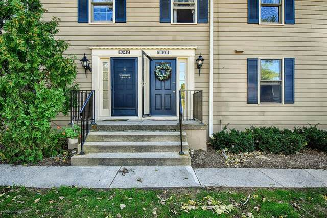 1838 E Burcham Drive, East Lansing, MI 48823 (MLS #630000250322) :: The John Wentworth Group