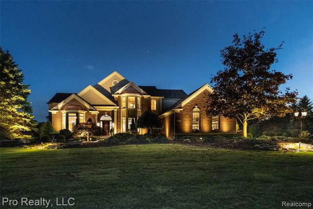 51057 Plymouth Valley Drive, Plymouth Twp, MI 48170 (#2200082726) :: BestMichiganHouses.com