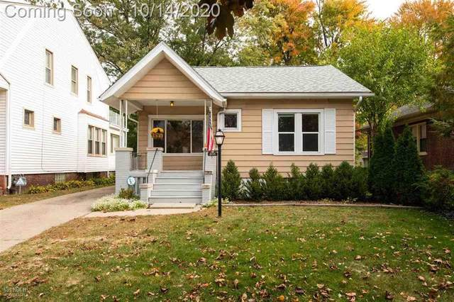 898 Notre Dame St, Grosse Pointe, MI 48230 (#58050025831) :: RE/MAX Nexus