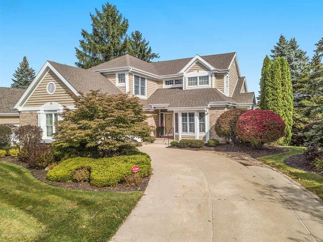 6182 W Golfridge Drive, Meridian Charter Twp, MI 48823 (#630000250511) :: The Alex Nugent Team | Real Estate One