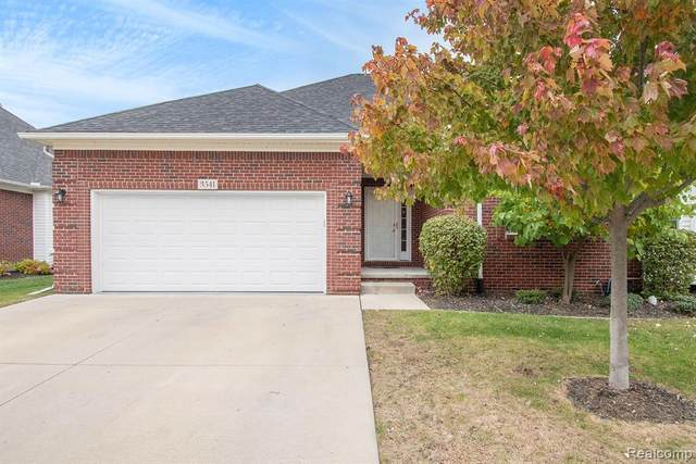 3541 Pointe Drive, Sterling Heights, MI 48314 (MLS #2200084026) :: The John Wentworth Group