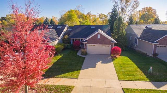 4036 Highland Terrace, Meridian Charter Twp, MI 48864 (MLS #630000250531) :: The John Wentworth Group