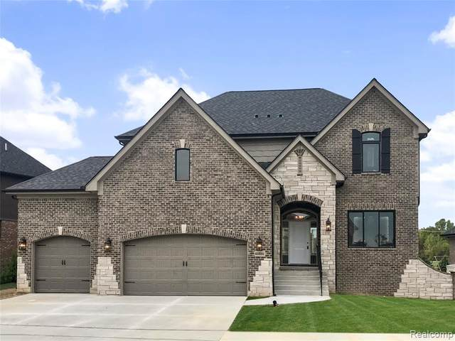 66935 Meadowlands Court, Washington Twp, MI 48094 (#2200085171) :: The Alex Nugent Team | Real Estate One