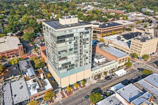432 S Washington Avenue #1005, Royal Oak, MI 48067 (#2200085442) :: The Alex Nugent Team | Real Estate One