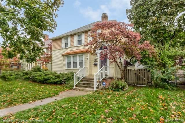 22046 Edison Street, Dearborn, MI 48124 (MLS #2200086283) :: The John Wentworth Group