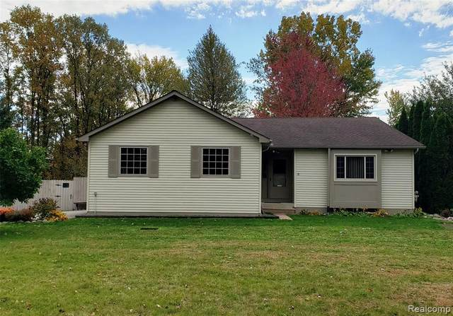 11488 35 MILE Road, Bruce Twp, MI 48065 (MLS #2200086390) :: The John Wentworth Group