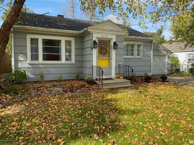 2905 Mildred Street, Lansing, MI 48906 (MLS #630000250795) :: The John Wentworth Group