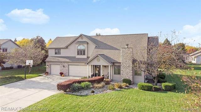 2373 Flagstone Drive, Flushing Twp, MI 48433 (#2200087159) :: The Merrie Johnson Team