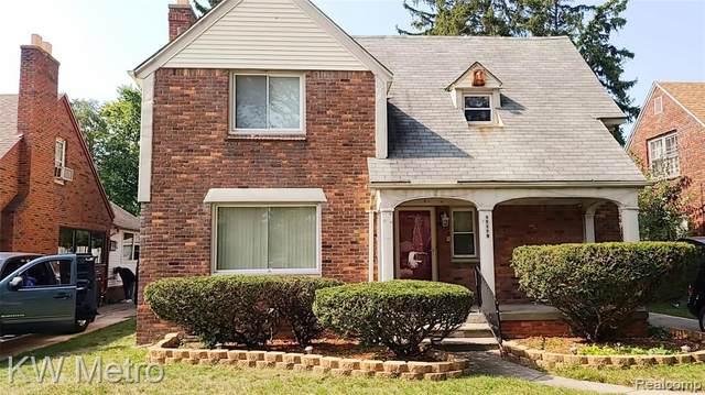 17179 Mark Twain Street, Detroit, MI 48235 (#2200087645) :: The Alex Nugent Team | Real Estate One