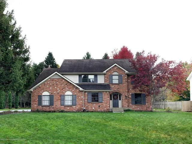 2139 Woodfield Road, Meridian Charter Twp, MI 48864 (#630000250852) :: The Mulvihill Group