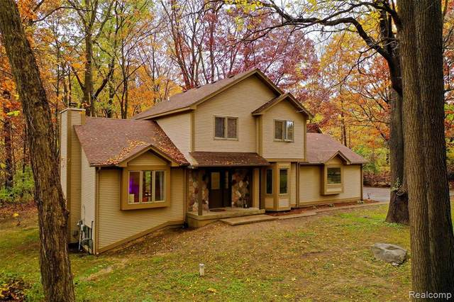 5066 Clarkston Road, Independence Twp, MI 48348 (#2200087728) :: Robert E Smith Realty