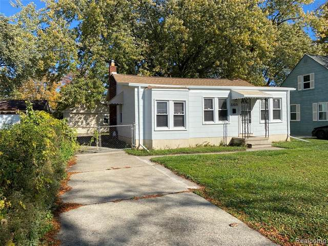 21619 Finlan Street, Saint Clair Shores, MI 48080 (#2200089661) :: The Mulvihill Group