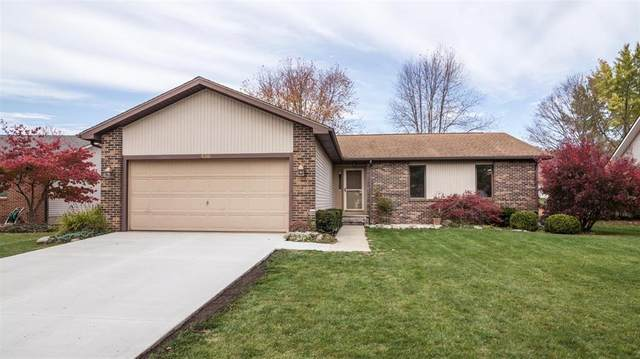 456 Berkshire Drive, Saline, MI 48176 (#543277314) :: Keller Williams West Bloomfield